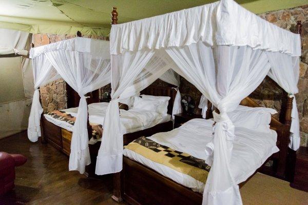 Моё путешествие по национальным паркам Танзании... - №31