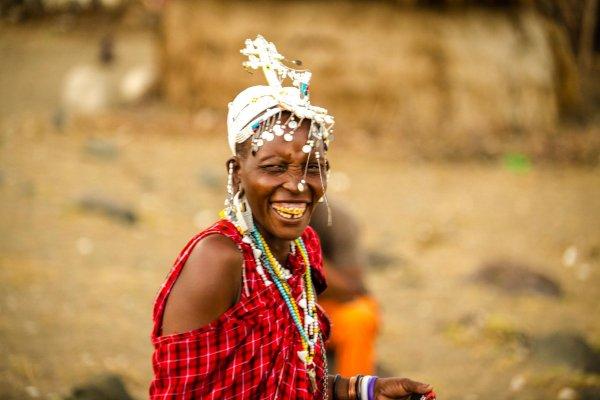 Моё путешествие по национальным паркам Танзании... - №47
