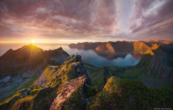 Пейзажи природы