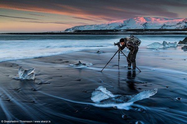 мужские зимние фото