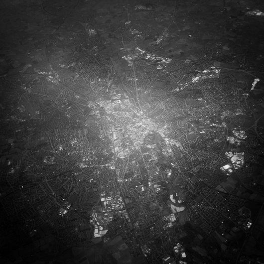 черно-белый пейзаж 11