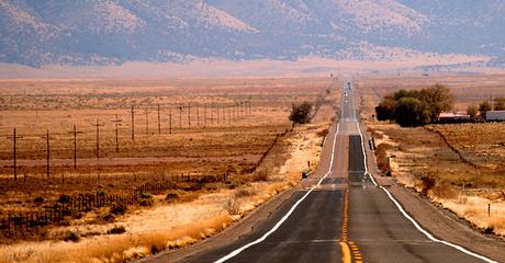 Путешествие по дорогам Америки в Time lapse видео