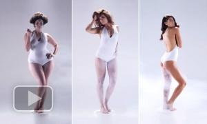 Идеальные женские фигуры от древности до наших дней