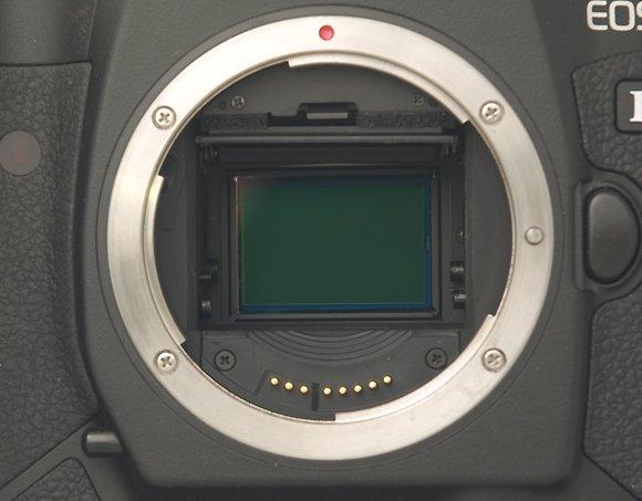 Узнайте что творится внутри фотокамеры в момент съемки