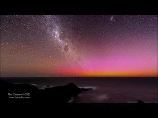 Красивые виды Австралии в таймлапсе
