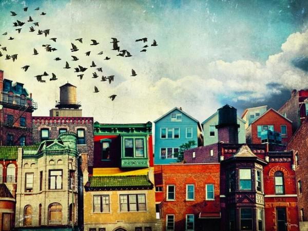 Какие городские сюжеты выбрать фотографу