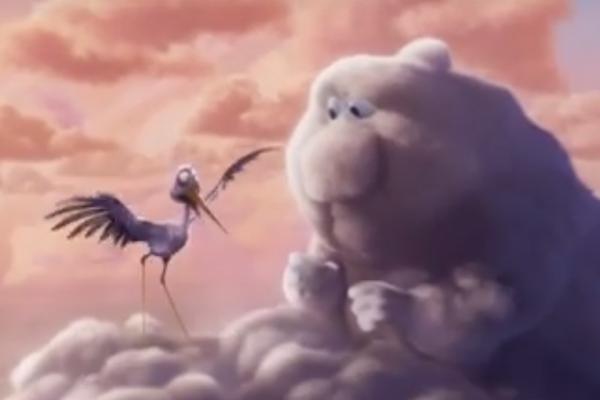 Милейший мультфильм о том, откуда берутся дети