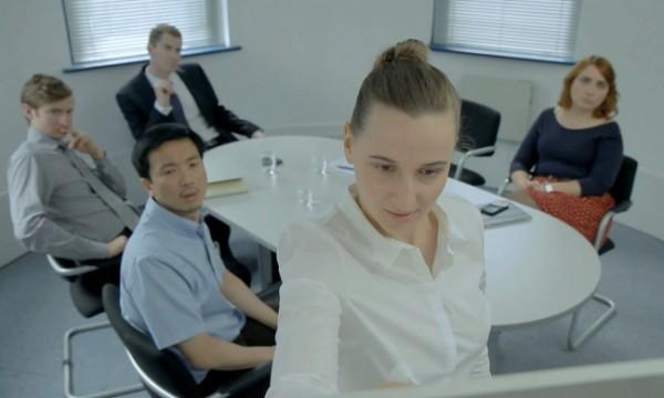 Короткометражка о клиентской встрече