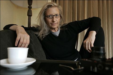 Энни Лейбовиц – искусный портретист, знающий и любящий свое дело