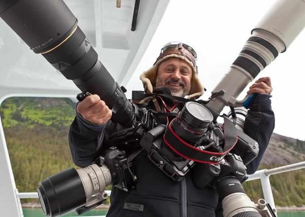 8 уровней фотографов