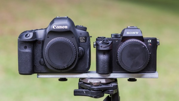 Canon 5Ds R против Sony a7R II