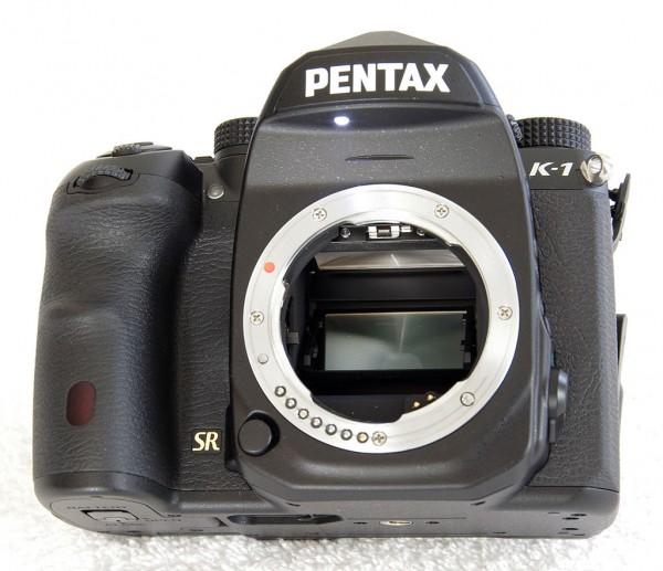 Обзор Pentax K-1