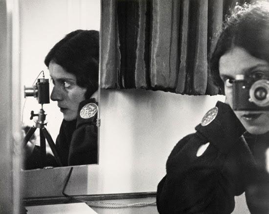 Великие фотографы. Ильза Бинг (Ilse Bing)