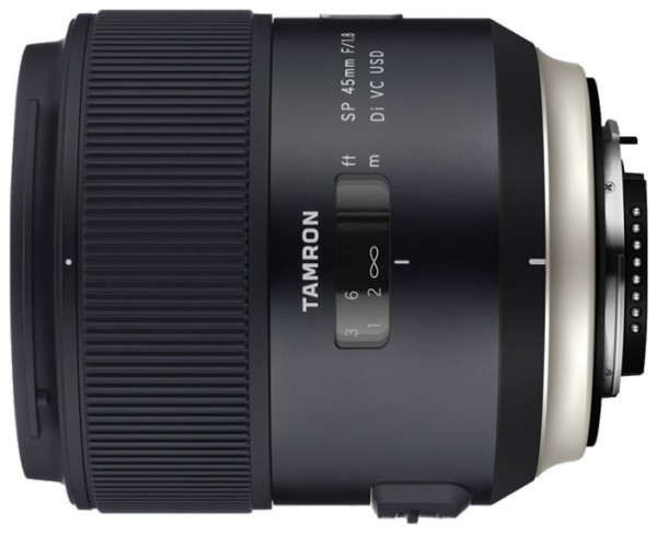 Обзор Tamron SP 45mm f/1.8 Di VC USD