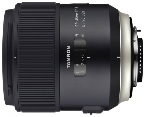 Обзор Tamron SP 45mm f/1.8 Di VC USD