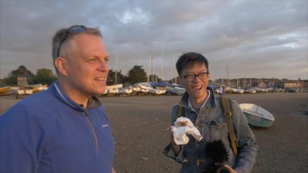 Мэтт Ашер - Испытание дешевой камерой