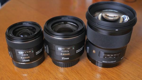 Фиксы против зумов Canon 24-70mm f/2.8L II