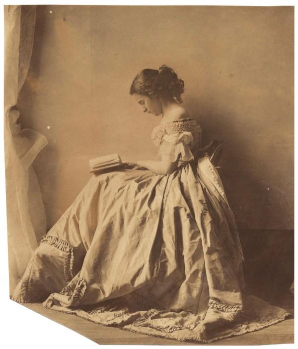 Великие фотографы. Леди Клементина Гаварден (Lady Clementina Hawarden)