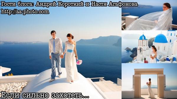 Свадебная фотография, как семейный бизнес (А.Короткий и Н.Агафонова)