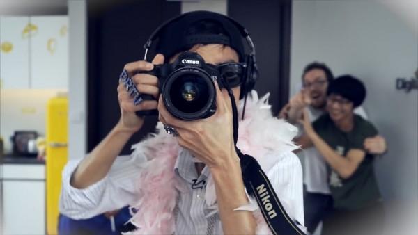 Заблуждения о фотографах