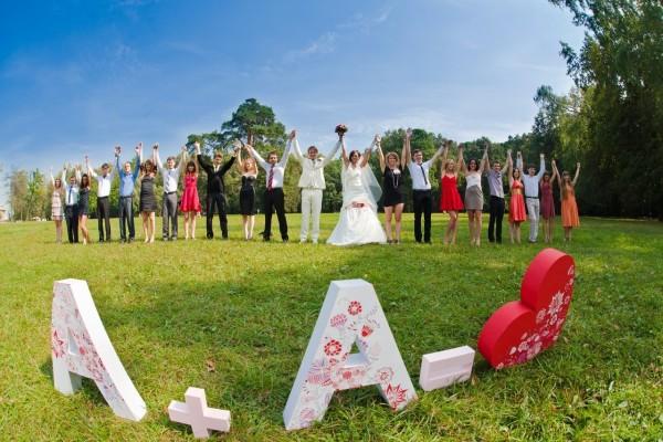 Организация стильной свадебной фотосессии