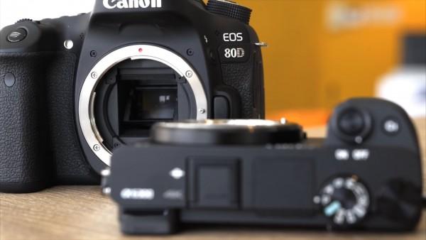 5 главных отличий Canon 80D & 7D Mark II