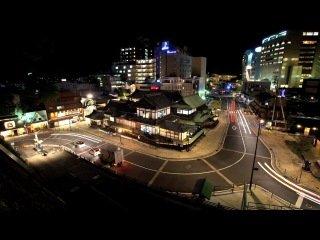 Time lapse видео о Японии - 2014