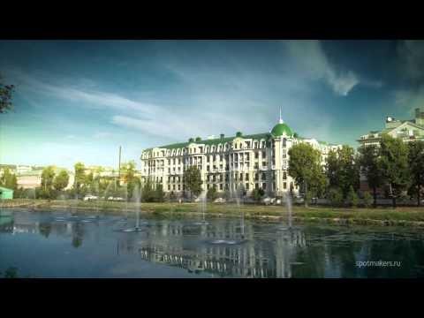 Time lapse видео - Моя Казань