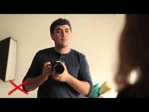 Как фотографировать людей. 10 ошибок и решений!