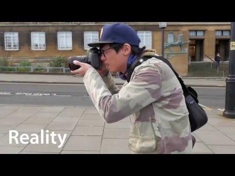 Уличная фотография - ожидания и реальность