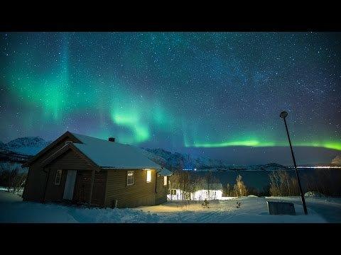 12 красивых фотографий неба