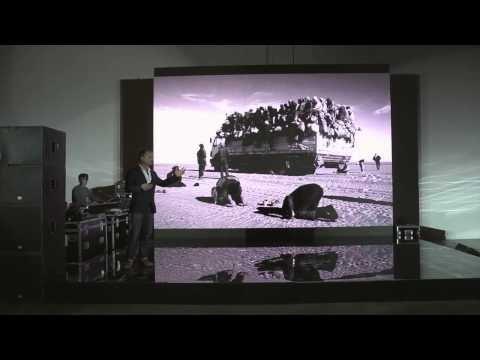 Кристофер Андерсон Магнум в Leica Akademie