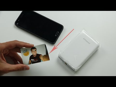 Мобильный фотопринтер или Polaroid современности