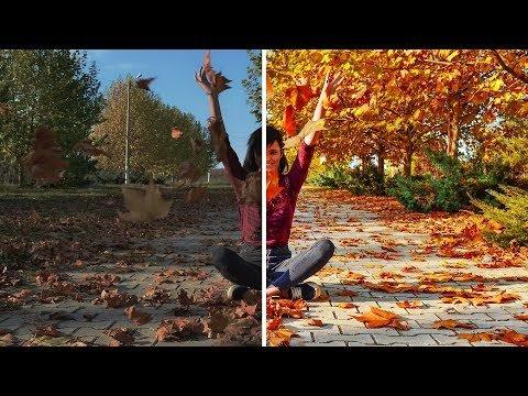 Улучшаем осенние фотографии в фотошопе