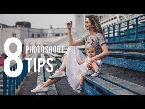 8 шагов к успешной фотосессии