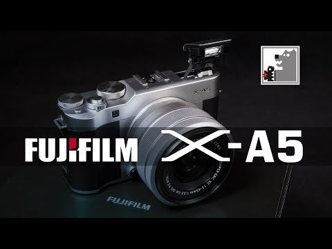 FUJIFILM X-A5