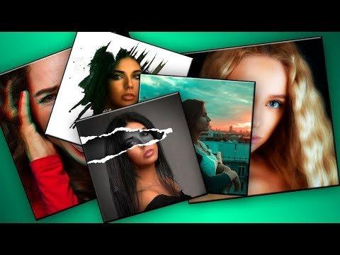 5 простых эффектов в Фотошоп