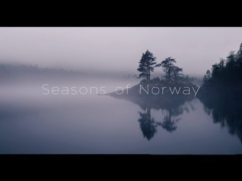 Норвегия. Таймлапс