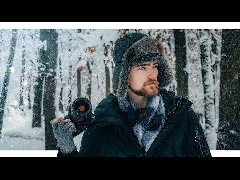 Зимняя съёмка. Что нужно знать!