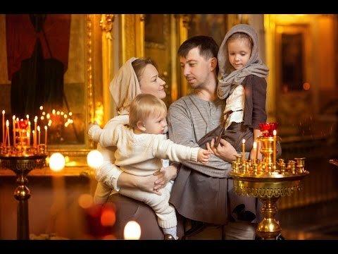 Фотосъемка крещения. Как снимать в храме.