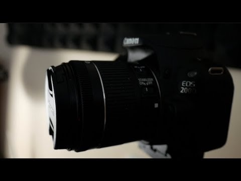Самая лучшая бюджетная зеркальная камера