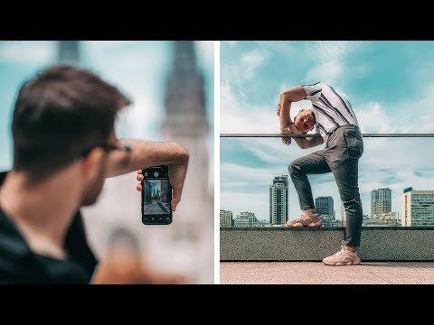 Советы по мобильной съемке