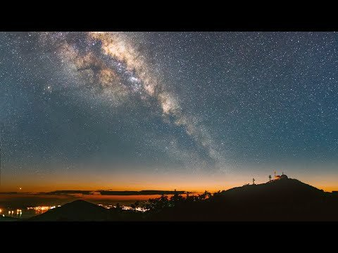 Как фотографировать звезды и млечный путь