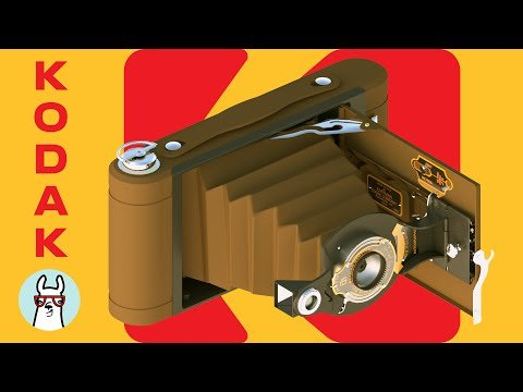 История Kodak