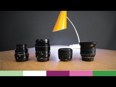 Объективы для Fujifilm x-s10